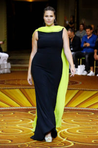 moda curvy siriano fashion week