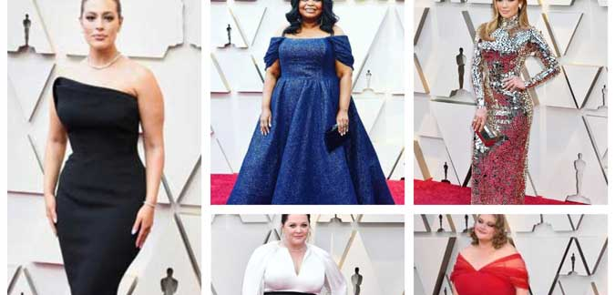 abiti-curvy-oscar-2019-red-carpet