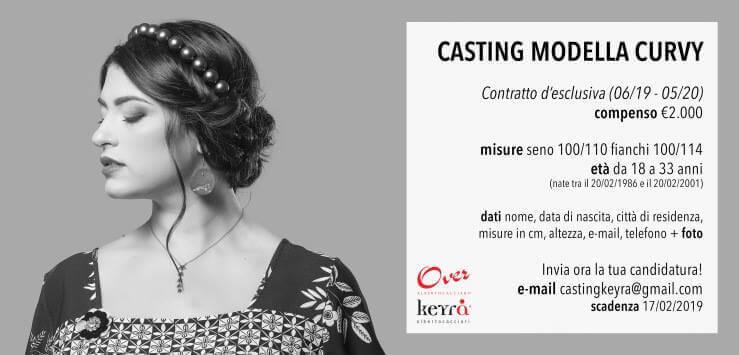 casting curvy keyra brand