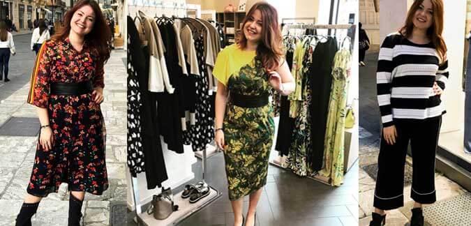 3d65854d3642 Abbigliamento curvy Persona e Marina Rinaldi primavera-estate - Vita ...