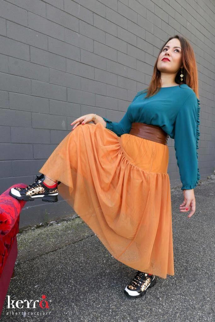 Keyra abbigliamento