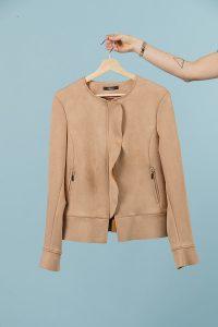 Abbigliamento curvy giacca